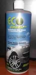 Мойка автомобиля без воды Полировка и защита вашего авто- Eco-Sheen