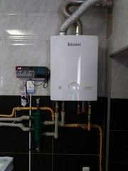 Отопление на газу (газификация под ключ)