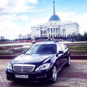 Аренда Мерседес,  БМВ,  Ранжеровера с водителями в Алматы и Астане